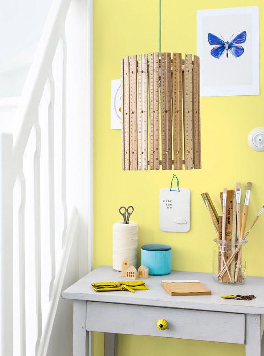 Ideas Para Decorar El Baño Con Manualidades: de madera