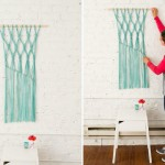 DIY Decorar con macramé