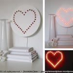 Lámpara para San Valentin
