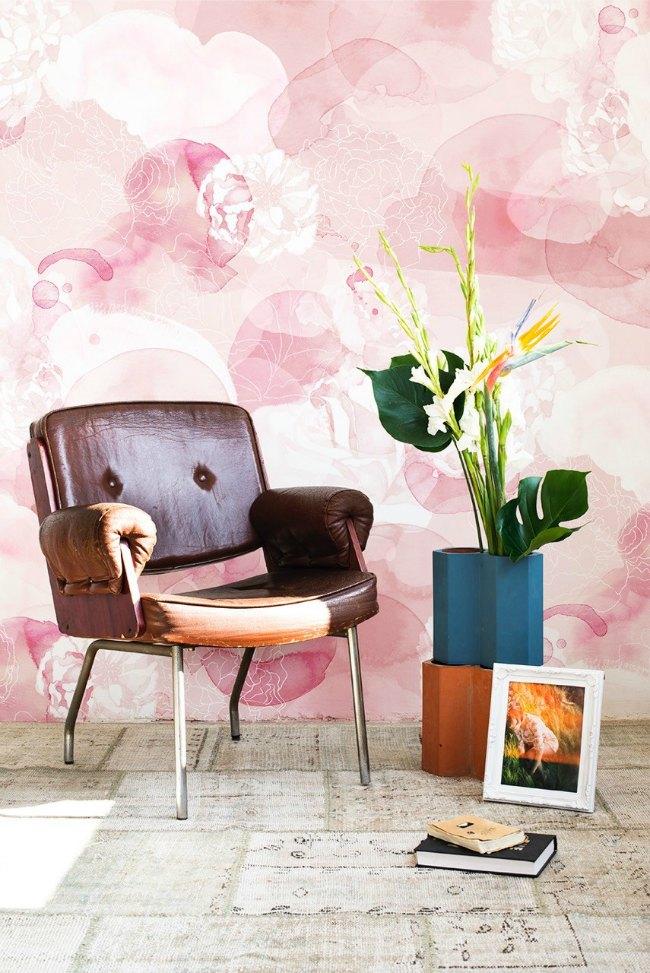 papeles pintados y murales de lara costafreda decoracion paredes