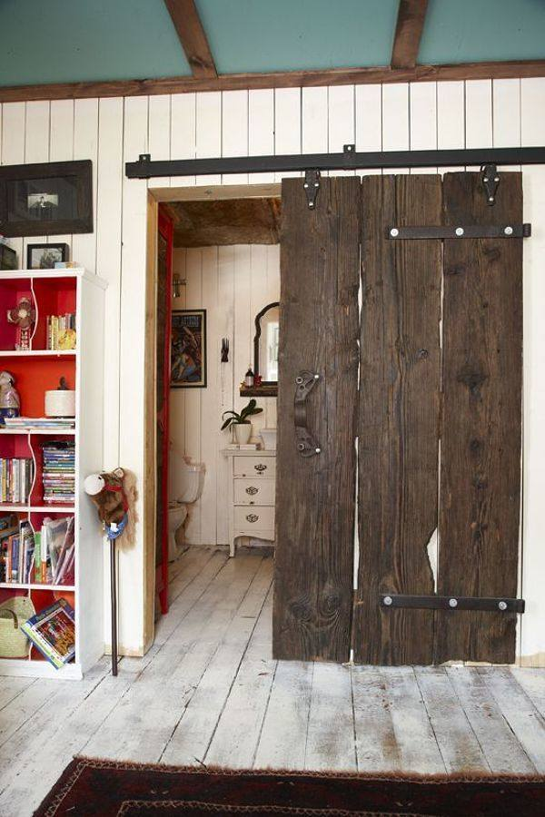 Puertas De Baño Rusticas:Puertas correderas inspiración