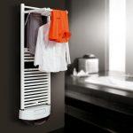 Radiador multifunción para el baño