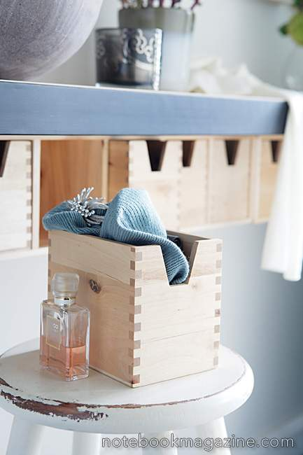 Decoraci n recibidor peque o mas ideas decoraci n hogar - Recibidores originales reciclados ...