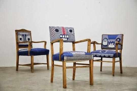 Reinventando muebles: Nicole Teng