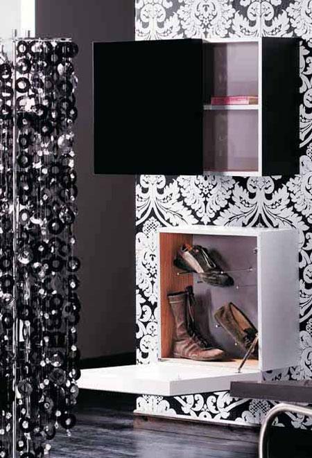 Decoracion recibidores peque os decoraci n hogar - Decorar recibidores pequenos ...