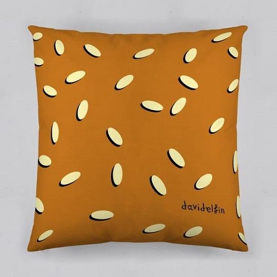Ropa de cama Burger de David Delfín