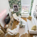 Cómo decorar salones alargados