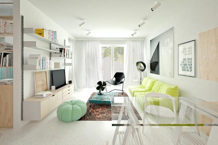 uno de los errores ms frecuentes a la hora de amueblar nuestro hogar es la mala eleccin de muebles y complementos auxiliares los salones alargados