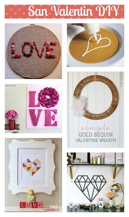 6 Ideas para un San Valentín creativo
