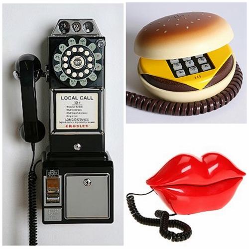 Teléfonos para todos los gustos