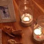 Como hacer velas decorativas