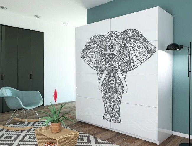 vinilo-mandala-elefante
