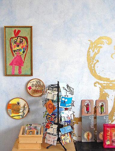 Inspiraci n vintage decoraci n hogar ideas y cosas - Decoracion retro americana ...