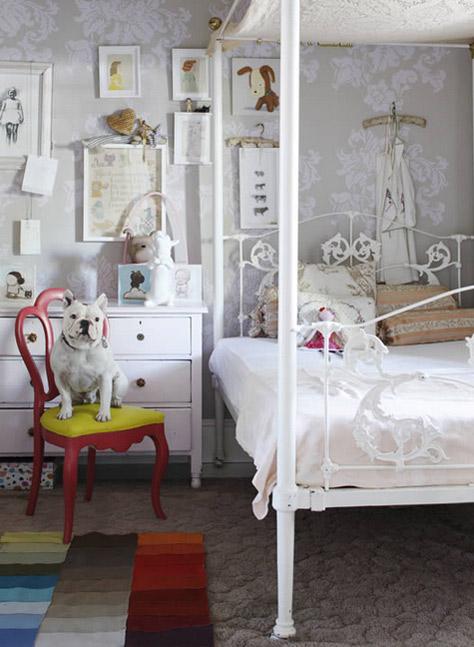 Decoraci n vintage y moderna en armon a decoraci n hogar - Decoracion hogar vintage ...