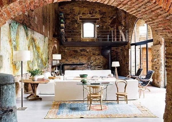 Decoracion Italiana Rustica ~ Una fabulosa restauraci?n llevada a cabo por el arquitecto Ricardo