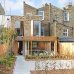 Renovación vivienda, estilo rústico moderno