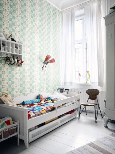 Habitación infantil vintage-2