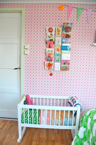 Habitación infantil vintage-4