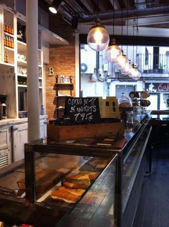 Decoracion locales comerciales ideas y fotos locales for Fachadas de locales de comida rapida