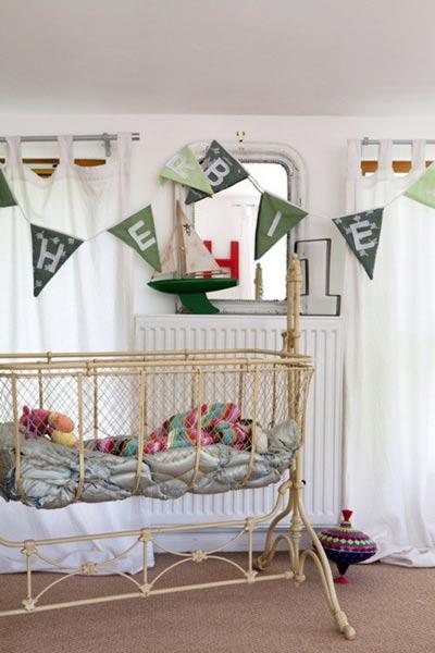 Habitación infantil vintage-5