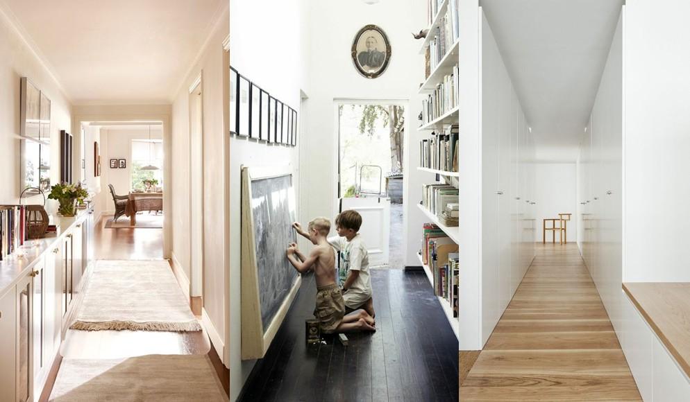 Aprovechar el pasillo, ideas para un hogar más funcional