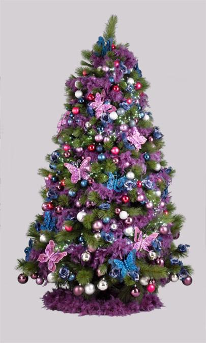 Decorar Un Arbol De Navidad  Con Piruletas