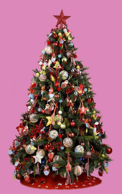 Fotos Arboles Navidad Decorados Top Arboles De Navidad Originales