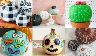 Decoraci n halloween ideas y fotos decoracion halloween - Decoracion calabazas para halloween ...