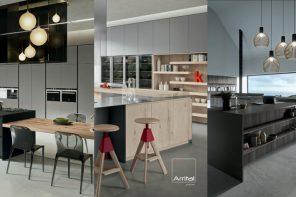 Cocinas Arrital, diseño, calidad y funcionalidad