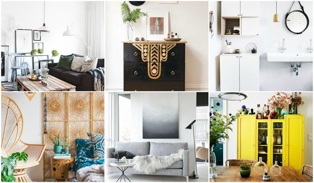 Consejos para amueblar tu primera casa ¡por poco dinero!
