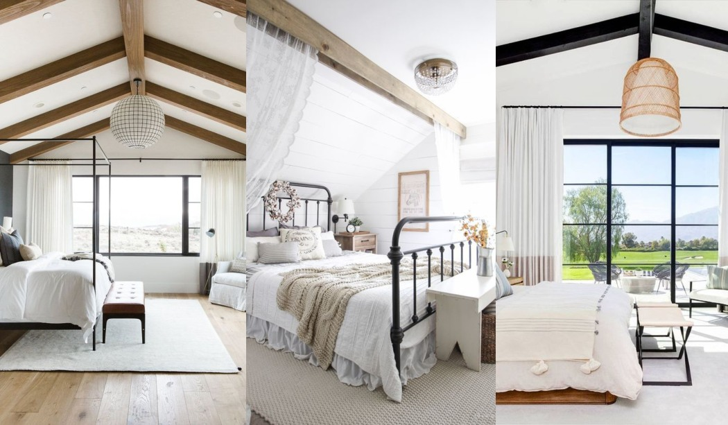 ideas de dormitorios Dormitorios Abuhardillados Muy Acogedores 30 FOTOS