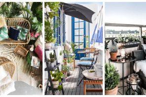 Y un día los hogares ganaron un balcón – Guía para poner tu balcón bonito