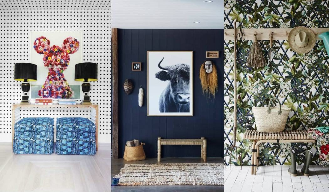 Decoraci n hogar ideas y cosas bonitas para decorar el hogar decoraci n hogar ideas para - Recibidores con estilo ...