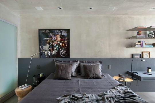 Ecléctico apartamento en Rio de Janeiro