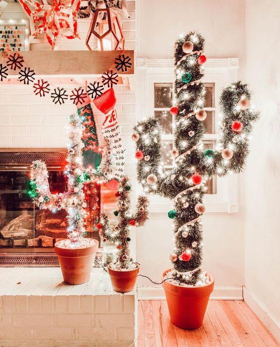 Árboles de navidad más extraños