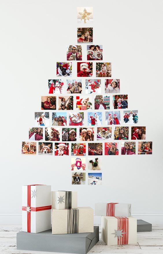 Rboles de navidad minimalistas decoraci n hogar - Arbol de navidad fotos ...