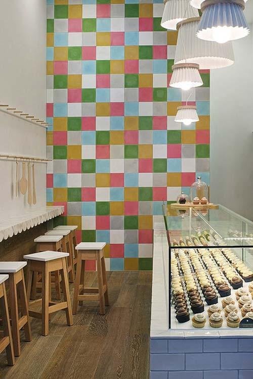 Una forma diferente de decorar con azulejos - Decorar azulejos ...