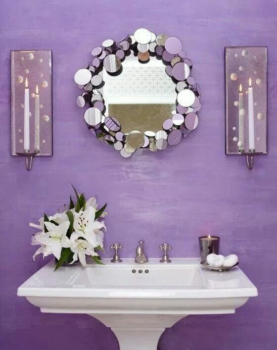 Baños Ultra Violete Pantone 2018