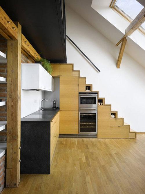 Muebles bajo escaleras - Muebles bajo escalera ...