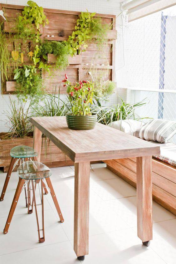 Puesta a punto de terrazas y jardines