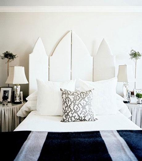 Cabeceros de cama con biombos