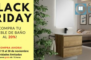 Black Friday muebles de baño 2020