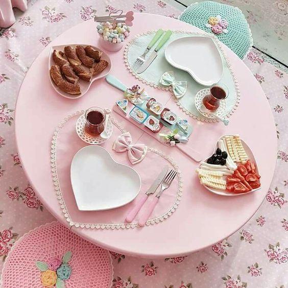 Desayuno San Valentín