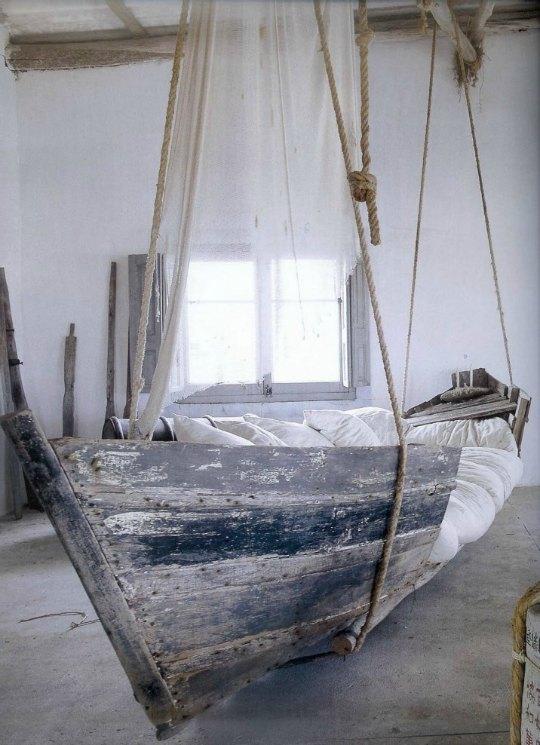 cama-barco