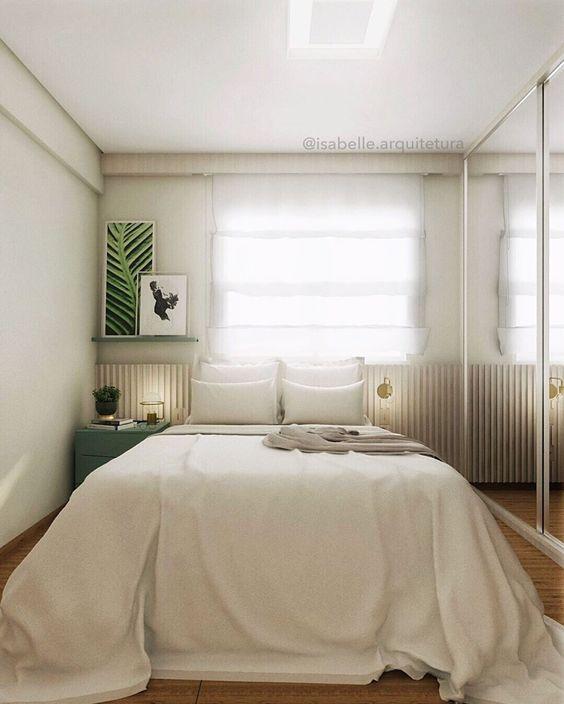 Cuando NO poner la cama bajo una ventana
