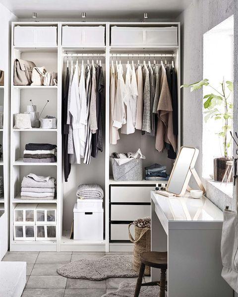 Consejos para el cambio de armario