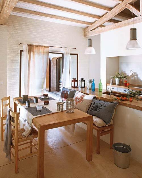 Casa de campo familiar de nueva construcci n - El mueble casas de campo ...