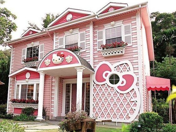 Casa Hello Kitty