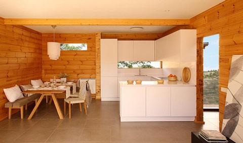 Casas de madera de lujo decoraci n hogar ideas y cosas - Casas de madera lujo ...