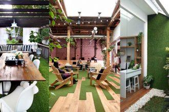 Ideas para decorar tu jardín o terraza con césped artificial